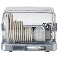 高質感&清潔感!ステンレスボディタイプの食器乾燥機。