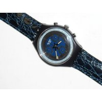 ■商品詳細 Chronograph Swatch Watch.Diameter case 36 mm...