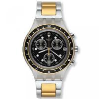 ■商品詳細 Aluminum case.Metal bracelet.Black dial.Date...