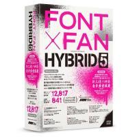 ポータル・アンド・クリエイティブ FONT x FAN HYBRID 5 FF09R1