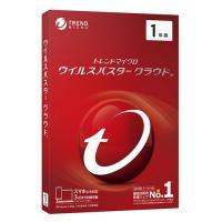 トレンドマイクロ ウイルスバスター クラウド 1年版 PKG TICEWWJEXSBUPN3700Z
