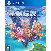 聖剣伝説3 トライアルズ オブ マナ PS4版 PLJM-16497