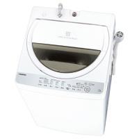 東芝 AW-6G6-W 全自動洗濯機 (洗濯6.0kg)グランホワイト