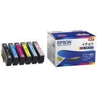 エプソン ITH-6CL 【純正】 インクカートリッジ(6色パック) イチョウ