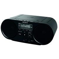 ソニー ZS-S40-B CDラジオ(ブラック)