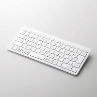 エレコム TK-FBP100WH  Bluetooth薄型ミニキーボード