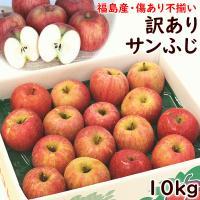 送料無料&期間限定セールで520円OFF! 見た目は良くありませんが、福島の美味しいりんごをお手頃価...