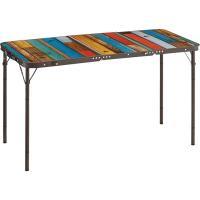 OUTDOOR LOGOS ロゴス グランベーシック 丸洗い3FDスリムテーブル 73200021 アウトドアテーブル