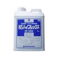 ●吸水の激しい下地にNSハイフレックスHF-1000を塗布することで、塗り付けたモルタルの水分が急激...