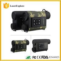 レーザーレンジファインダー、デジタルナイトビジョン、デジタルコンパス、ピッチ角測定、気圧測定、温度測...