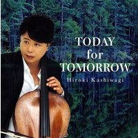 4117070697(HUCD-10252) TODAY for TOMORROW/A Day To...