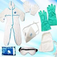 タイベック2型 放射能除染用・感染症防護対策キットICY-35-2 XLのみ(青い線はありません)(医療従事者及び葬祭業社は25日間で発送)