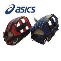 ゴールドステージ スピードアクセル 少年軟式用 オールラウンド 野球 右投げ用 TypeD asicsbaseball ジュニア アシックス グローブ サイズ大〜特大