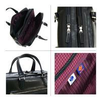 豊岡鞄 ビジネスバッグ ブリーフケース メンズ  肩掛け 鞄 バッグ アウトドア ブランド 通勤用 出張 大容量 日本製 2512327