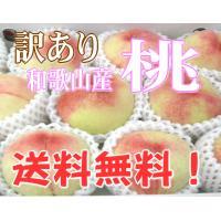 和歌山は、桃の有名な生産地! 品種は白桃系(白鳳・清水白桃・山根白桃・川中島白桃など)  その時期の...