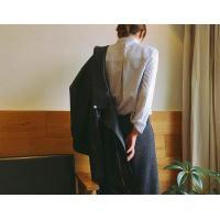 レデイーウェア&/長袖コート/皮のショートコート
