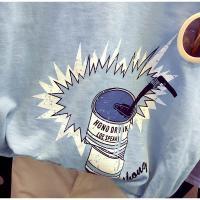 ロゴtシャツ レディース 半袖 カジュアル カットソー 五分袖 柄 トップス