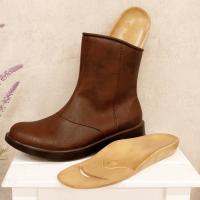 シークレットインソール1.5cm  底がぺたんこ・硬、長時間歩くと疲れる靴の救世主。 少しのヒールは...