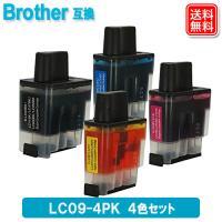 ■対応メーカー:brother / ブラザー ■純正品番:LC09-4PK ■対応インク型番:LC0...