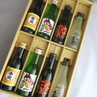 厳選!日本酒の贈り物 個性豊かで高い品質を誇る全国各地の銘酒をミニボトルで飲み比べ!  日経何でもラ...