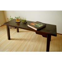 古木の風合いがとても大人な幅広ベンチ!  センターテーブルとしても大活躍です♪  天然木の古木を使用...