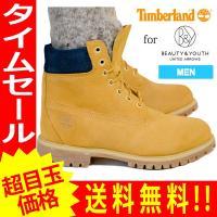 Timberland(ティンバーランド) ティンバーランドの大人気定番ブーツ「6incBOOTS」を...
