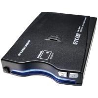 使いやすい前面操作ボタン、視認性に優れた大型LED ・カードイジェクト ・音声/LED、ブザー/LE...