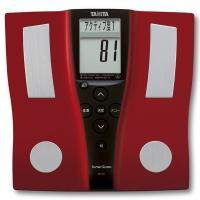 ■操作手順を音声と文字でお知らせ! 音声案内と大きな表示で操作がスムーズにできる体重計。 体重、BM...