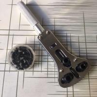 送料無料 腕時計工具 裏蓋オープナー 裏蓋外し 防水時計 電池交換 3点支持タイプ
