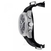 ■商品詳細 Round watch featuring black dial with 60-min...