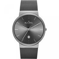■商品詳細 Gunmetal-tone stainless steel watch featurin...