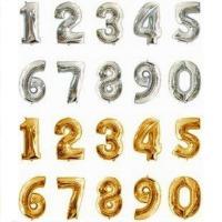 数字をバルーンで立体的に装飾・演出することができます。  誕生日や記念日に欠かせない数字 パーティや...