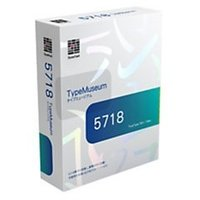 DynaFont TypeMuseum 5718 TrueType Win/Mac