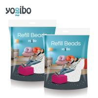 【1~3営業日で出荷予定】Yogibo / ヨギボー 補充ビーズ 1500g (1.5kg) / 快適すぎて動けなくなる魔法のソファ / 補充用ビーズ