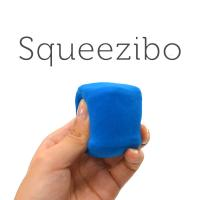 Yogibo Squeezibo / ヨギボー スクイージボー / 快適すぎて動けなくなる魔法のソファ / ストレス解消 グッズ / リラックス