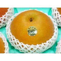 栃木県オリジナルの高級品種『にっこり梨』 にっこりは豊水と新高から生まれた栃木県オリジナルの梨です。...