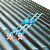ラミパックSD-W 厚み8mmX幅1200mmX長さ42m アルミ純度99%、反射率97%の高遮熱材 アルミシート 屋根材 外壁 住宅 対策 業務用 yojo 04