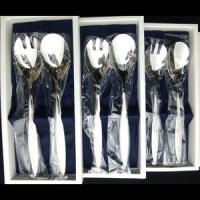 【メール便送料無料】【スプーン/フォーク/デザート/エル/elle】●セット内容:スプーン×1、先割...