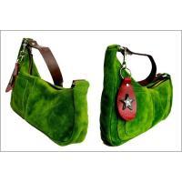 dean(ディーン) medium shoulder ハンドバッグ olive(緑)