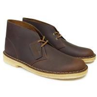 (クラークス・デザートブーツ・BOOTS・スエードレザー・チャッカ・靴・メンズ・26106562)【...