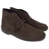 (クラークス・デザートブーツ・BOOTS・スエードレザー・チャッカ・靴・メンズ・26107879)【...