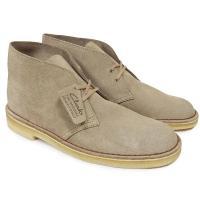 (クラークス・デザートブーツ・BOOTS・スエードレザー・チャッカ・靴・メンズ・26107881)【...