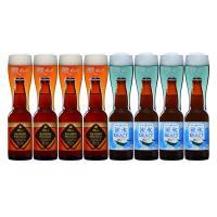『青いビール』で話題を呼んだ網走ビールのギフトセット。<br> 流氷ドラフトは、流氷を仕...