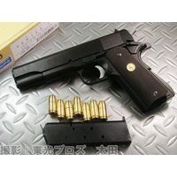 CAW 発火モデルガン MGCリバイバル コルトガバメント シリーズ70 HW ブラック 【Colt...