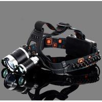 仕 様 LEDチップ:3*T6 LED寿命:100000時間 光調節:4モード ルーメン:5000L...