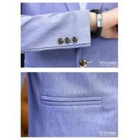 【送料無料】テーラードジャケット スーツ メンズ ブレザー ビジネススーツ コート ジャケット カジュアル ビジネス スリム アウター