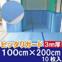 商品名 :ピッタリガード 規 格 :3mm厚×1000mm×2000mm 色   :ブルー 材 質 ...