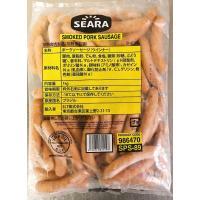 粗びき ウインナー ソーセージ 業務用 1kg 粗びきウインナー50本