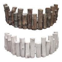 アンクルウッドファイアウッド MINI  <商品説明> 小さな丸太をワイヤーで繋げた柵です。 プラン...