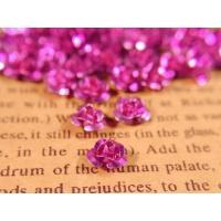人気のフラワーカボションから、薔薇モチーフがアルミ素材で登場! メタリックな光沢がゴージャス&エレガ...
